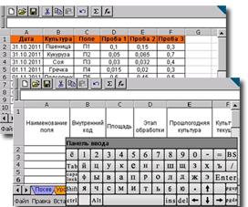 ГеоМетр, система измерения полей, измерение площади полей, помощник агронома